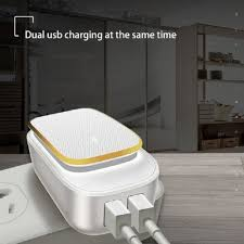 <b>LEEHUR</b> Multi-Port Phone <b>USB</b> Charger Wiht Led Lamp Auto-ID ...