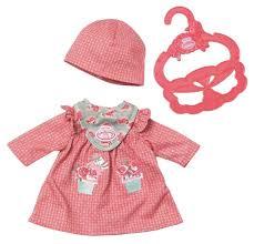 <b>Zapf</b> Creation Комплект одежды для <b>куклы My first</b> Baby Annabell ...