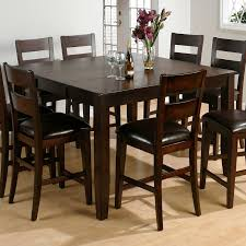 tabacon counter height dining table wine: jofran taylor cherry counter height storage dining table dining tables at hayneedle