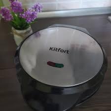 Отзывы о <b>Вафельница Kitfort KT-1617</b>