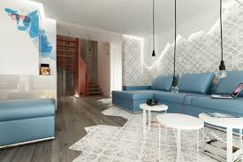 living room lighting pendant lights blue sofa wooden floor pendant lighting living room