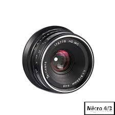 <b>Объектив 7Artisans</b> 25 mm f/1.8 <b>micro 4/3</b> купить в Санкт ...