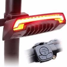 <b>Bicycle Light</b> Bike Wireless Rear <b>Remote Turn</b> Signal Tail LED ...