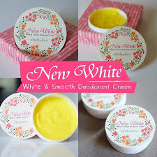Image result for New White White And Smooth Deodorant Cream