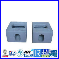 China World Standred and <b>High Quality 8PCS</b> Container Corner ...