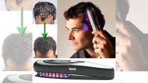 <b>Лазерная расческа</b> Power Grow от выпадения волос купить в ...