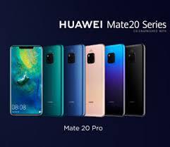 A Higher Intelligence: Huawei Unveils <b>HUAWEI Mate 20</b> Series ...