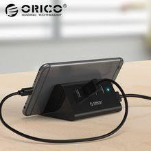 ORICO <b>usb хаб</b> высокоскоростной мини 4 порта USB2.0/USB3.0 ...