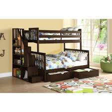 conner twin over double staircase bunk bed from costco love it bunk bed desk combo costco