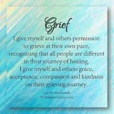 Quotes on Grief and loss on Pinterest | Grief, Child Loss and ... via Relatably.com