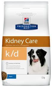 <b>Корм</b> для собак <b>Hill's Prescription</b> Diet при заболеваниях почек 12 кг