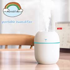 200ml <b>USB</b> Air Humidifier Mini <b>Portable</b> Aroma Diffuser For <b>Home</b> ...