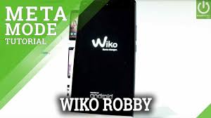 Meta Mode <b>WIKO Robby</b> - Enter / Quit Meta Mode - YouTube