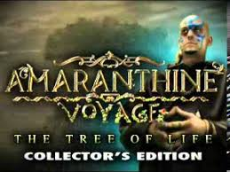 AMARANTHINE VOYAGE: THE TREE OF LIFE Collector's Editionresolution