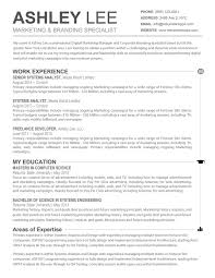 resume templates degree associates resumes sample regarding 81 amusing resume templates