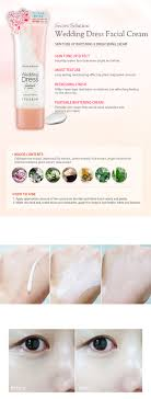 <b>Korea</b> Cosmetics <b>IT'S SKIN</b> Secret Solution Wedding Dress Facial ...