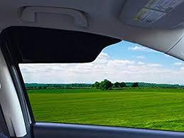 TuckVisor BLACKOUT <b>Windshield</b> Sunshade Best <b>Sun</b> Side <b>Window</b>