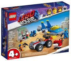 <b>Конструктор LEGO</b> The LEGO Movie 70821 <b>Мастерская</b> «<b>Строим</b> ...