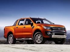 <b>Ford Ranger 2012</b> - Wheel & Tire Sizes, PCD, Offset and Rims ...
