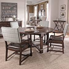 expandable dining table ka ta: bernhardt commonwealth round dining table
