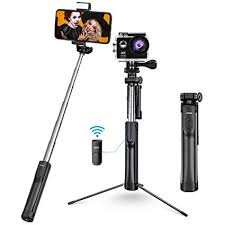 Mpow Selfie Stick Tripod, All in 1 Portable Extendable ... - Amazon.com
