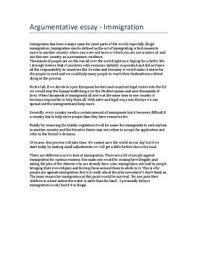 immigration persuasive essaycollege essays  college application essays   immigration argument     illegal immigration persuasive essay