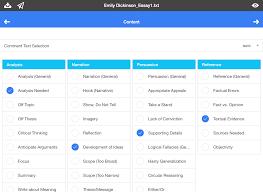 essay grader android apps on google play essay grader screenshot