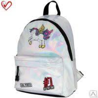 """<b>Рюкзак Berlingo</b> Glam Style """"Unicorn"""" 30*24*11см, 1 отделение, 1 ..."""