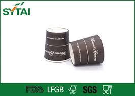 PE lined <b>environmentally</b> friendly <b>disposable cups</b> 12oz single wall ...