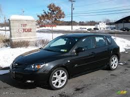 Black Mazda 3 2007 Mazda 3 Black 200 Interior And Exterior Images