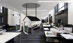 splendid hi tech office design attractive modern office desk design