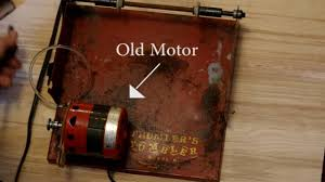 Thumlers Rock Tumbler - Model B - Motor Replacement - YouTube