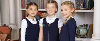 Модная <b>школьная</b> форма для девочек комплект юбка, пиджак ...