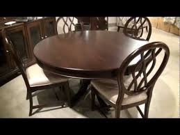 gallery pedestal dining room table share