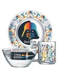 """Набор для завтрака (3 предмета) """"<b>Star Wars</b>"""". НД Плэй 10710940 ..."""