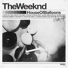 <b>Weeknd</b> - <b>House Of</b> Balloons (EXPLICIT LYRICS) (Vinyl) : Target