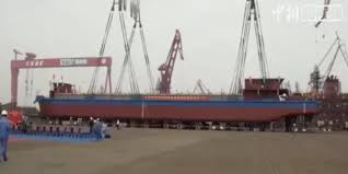 A new all-<b>electric</b> cargo ship with a massive 2.4 MWh battery <b>pack</b> ...