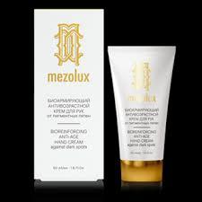 MEZOLUX биоармирующий <b>антивозрастной крем для</b> рук от ...