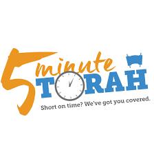 5 Minute Torah Podcast