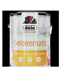 <b>Dufa Retail</b> Seidenmatt / Дюфа Ритейл Сейденмат <b>Эмаль</b> для ...