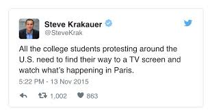 To Haters, With Love: Why #IStandWithParis + #BlackLivesMatter Are ... via Relatably.com