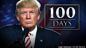 Image result for trump 100 days success pics