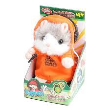 Интерактивная игрушка <b>PLAY SMART Хомяк</b> - купить по лучшей ...