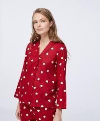 Красная рубашка из хлопка с принтом «<b>Сердечки</b>» - Factu - <b>Sport</b> ...