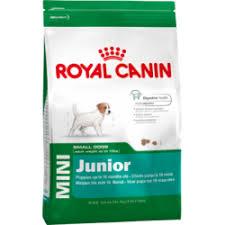 Отзывы о <b>Корм Royal Canin Mini</b> Junior для щенков мелких пород