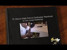 TL Hanna Yearbook Dedicated to Radio - YouTube