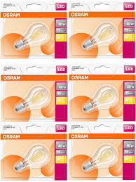 <b>Светодиодная лампа</b> OSRAM P (Шар) 4,<b>5Вт E27</b> 470 Лм 2700 К ...