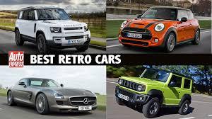 The 10 best <b>retro cars</b>   Auto Express