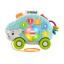 <b>Интерактивная игрушка Fisher</b>-<b>Price</b> Обучающий Ёжик 22 см ...