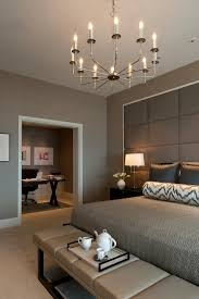 blue office walls bedroom contemporary with gray walls gray bedding blue office walls